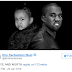 Kim K shares photos of 'Twins' North and Kanye West making same face