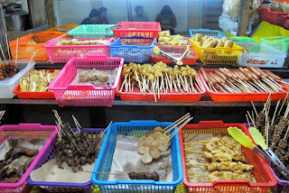 Makanan Khas Indonesia – Cara Berjualan Makanan Di Indonesia angkringan