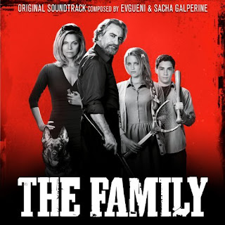 The Family Canciones - The Family Música - The Family Soundtrack - The Family Banda sonora