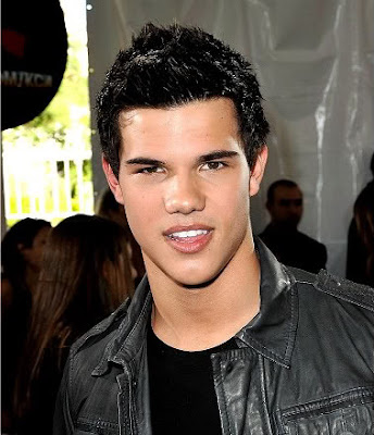 TAYLOR LAUTNER COOL HAIRSTYLES
