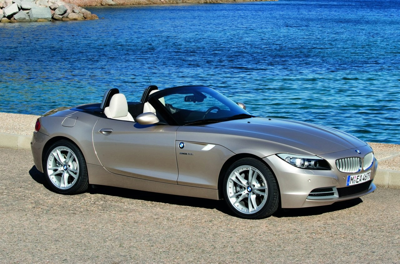 Latest Car Models 2011 Bmw Z4