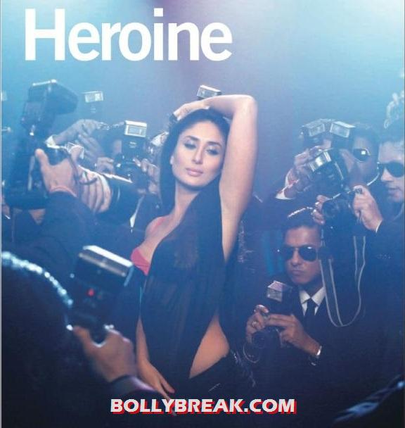 Kareena halkat jawani -  Kareena photos from new movie Heroine
