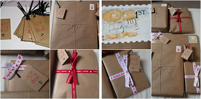 Creative Christmas wrapping