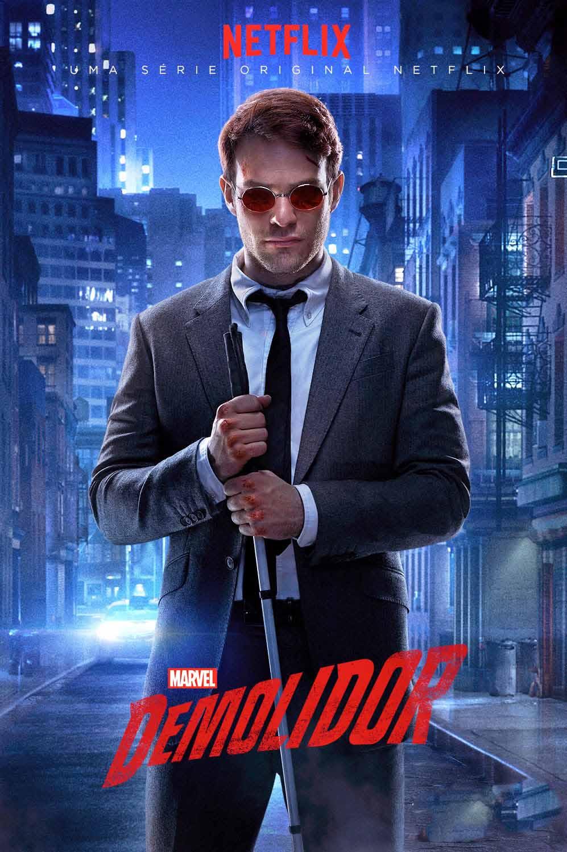 Demolidor 1ª Temporada Torrent – BluRay 720p Dual Áudio (2015)