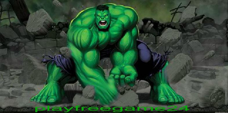 hulk spielen