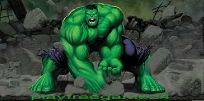 Hulk Central Smashdown Games Play Free Online