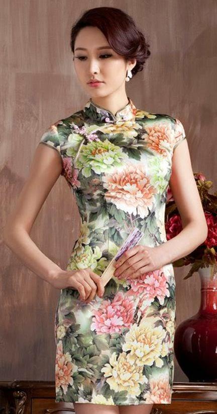 Favoloso La storia dell'abito cinese *__* ~ haneulcorea DM81