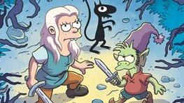 Netflix lançará nova série do criador de Os Simpsons
