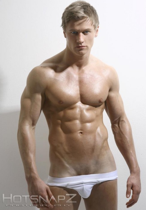 Well! Perfect male body naked