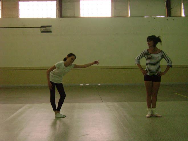 Répétitions des fées ( Julie & Tracy)