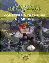 Monsters &amp; Treasure of Aihrde