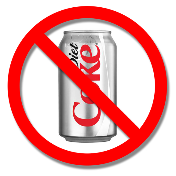 blogzilly: Today, Diet Coke. Tomorrow? The World.