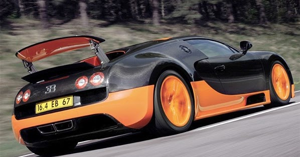 Bugatti Veyron Super Sport Top Speed