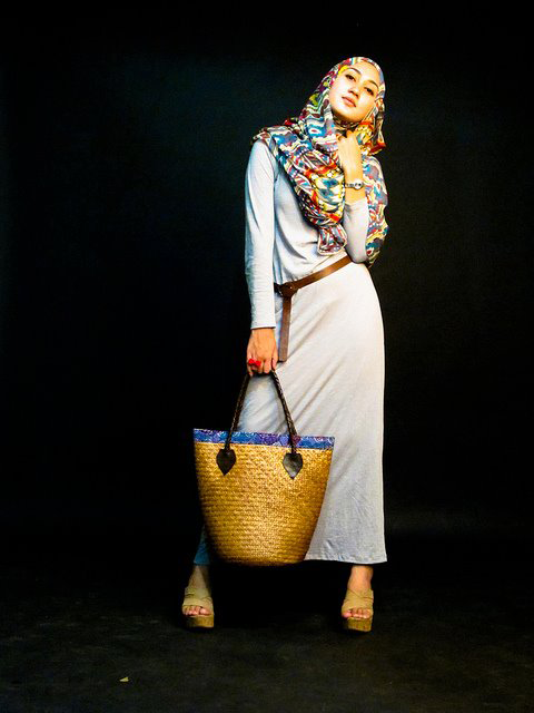 Hijab en ligne