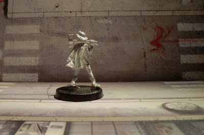 Hasslefree Miniatures Survivors Alternative Zombicide Mad-Dog