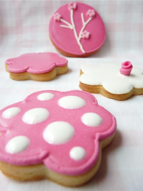 galletas con glasa de albúmina y receta - 2
