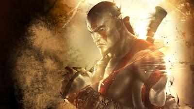 Kratos Wallpaper God of War Ascension 1366x768