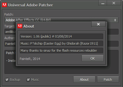 Adobe CC Master Collection license
