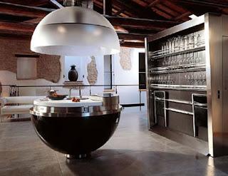 تصاميم داخلى للمطابخ العالمية الحديثة 2018  ارقى ديكورات مطابخ كلاسيكية