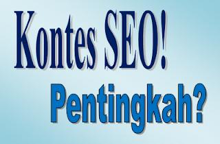Membuat Kontes Seo : Ajang Promosi Blog