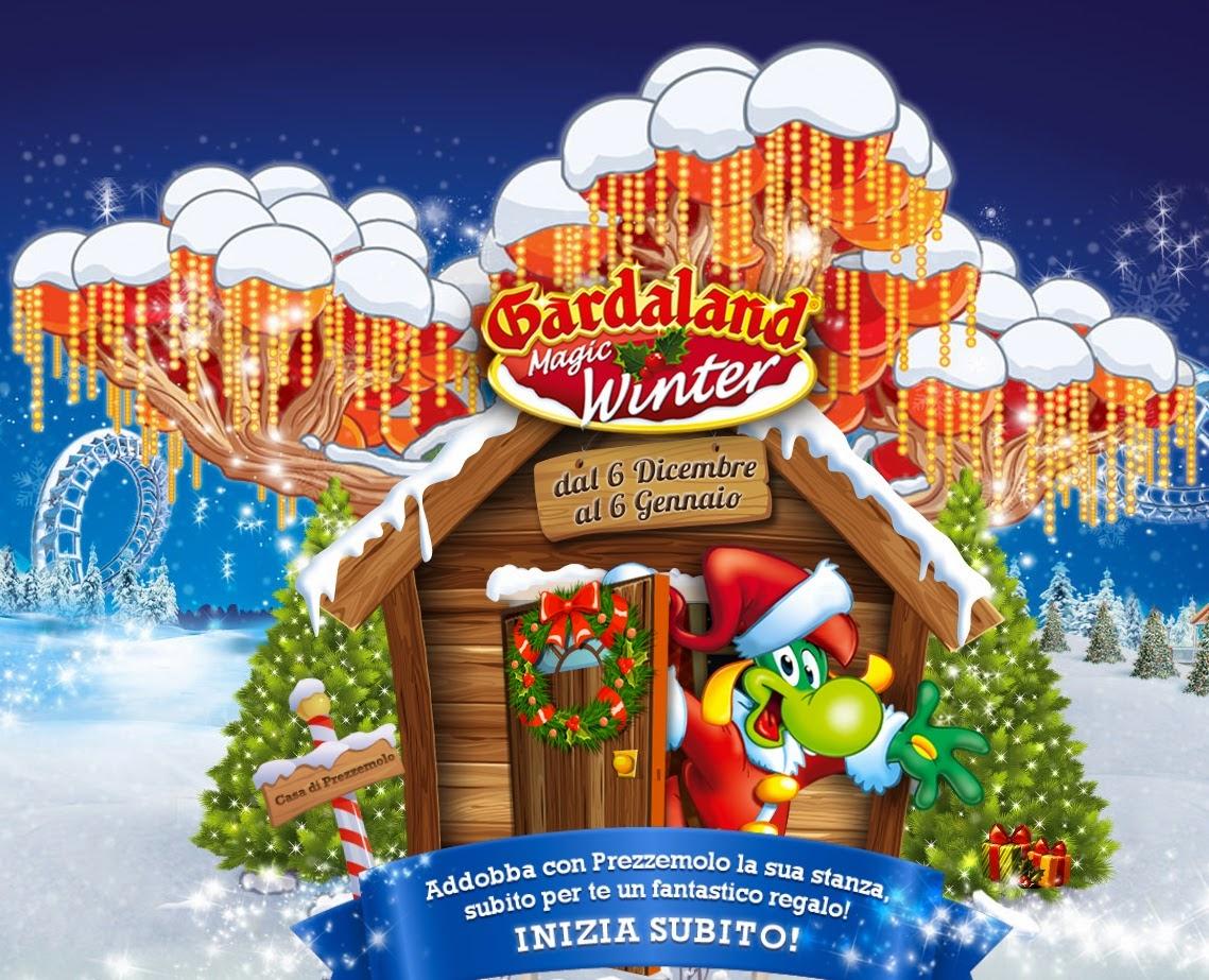 Gardaland Magic Winter dal 6 Dicembre al 6 Gennaio