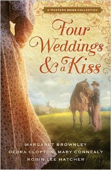 Heidi Reads... Four Weddings and a Kiss: A Western Bride Collection