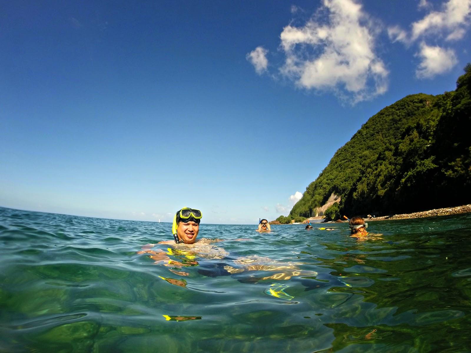 Champagne Beach Dominica