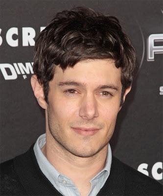 Adam Brody Hairstyles