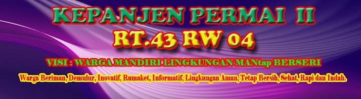 KEPANJEN PERMAI II RT 43