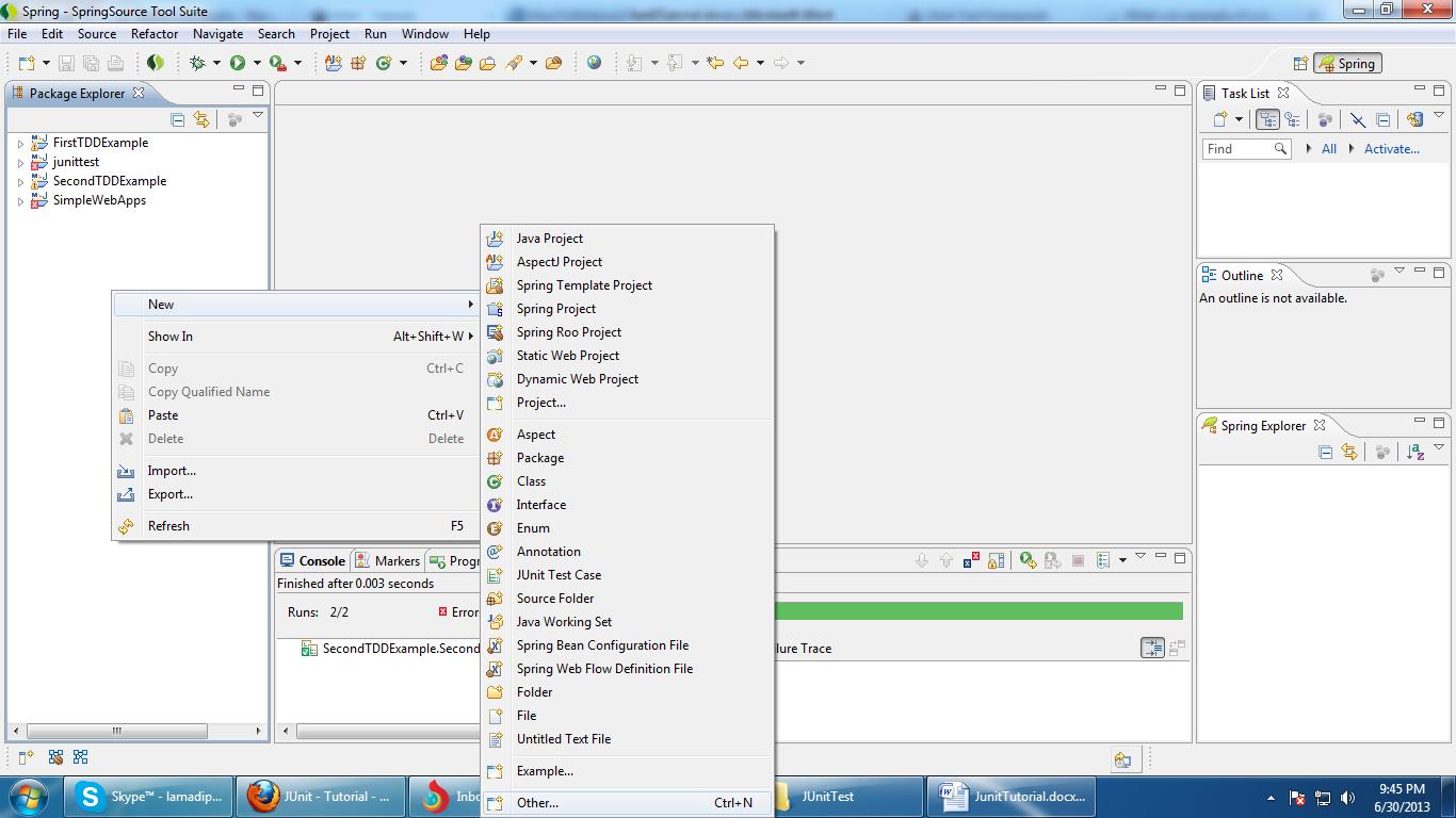 Java tuts test driven development tdd baditri Images