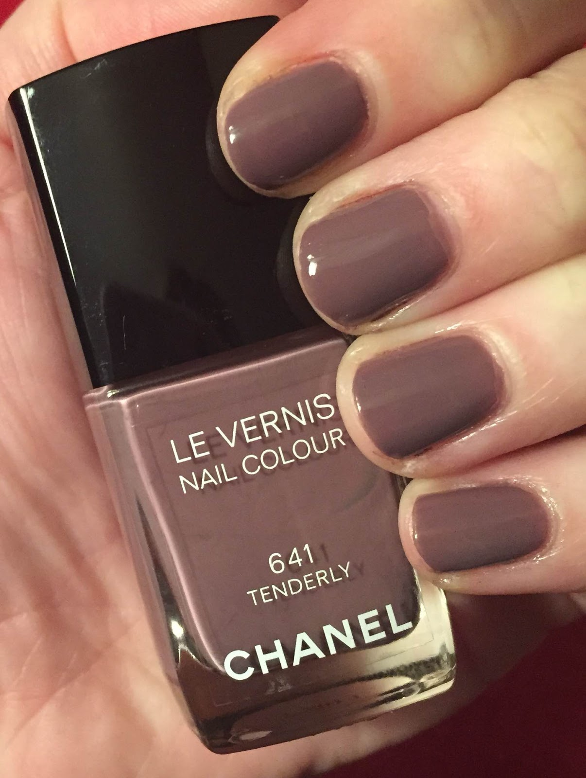 The Beauty of Life: #ManiMonday: Chanel Tenderly from the Spring ...