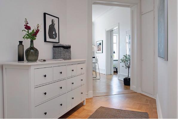 Incantevole appartamento a goteborg blog di arredamento for Dettagli home decor