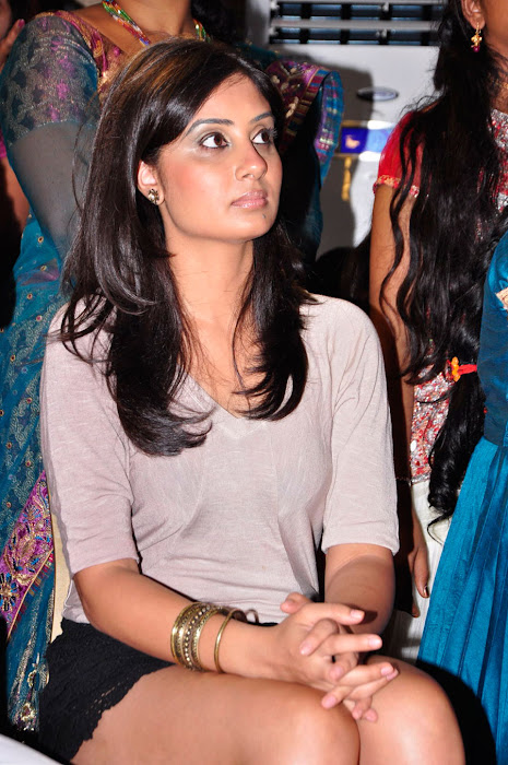 bhanu sri mehra milky in public event hot photoshoot
