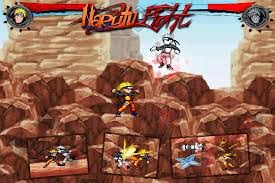 Naruto Fight Shadow Blade X APK-Android Games Free Download