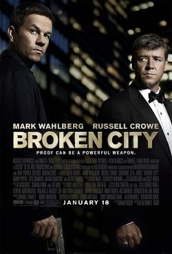 Thành Phố Tội Ác - Broken City (2013) Poster