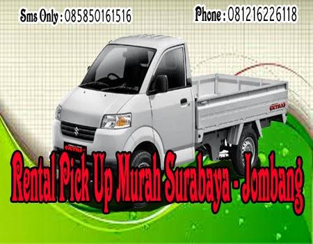 Rental Pick Up Murah Surabaya - Jombang