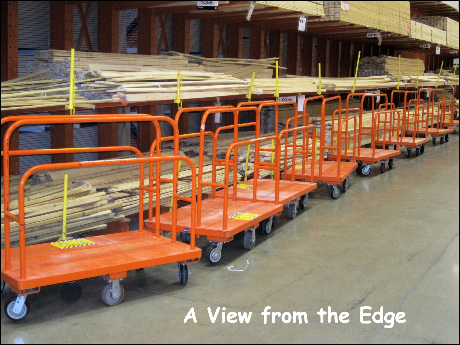 A View from the Edge May 2012
