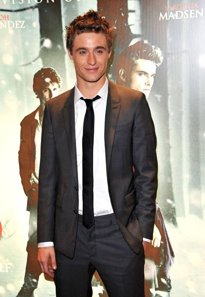max irons burberry. Max Irons