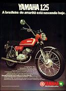 Anúncio moto Yamaha 1251977