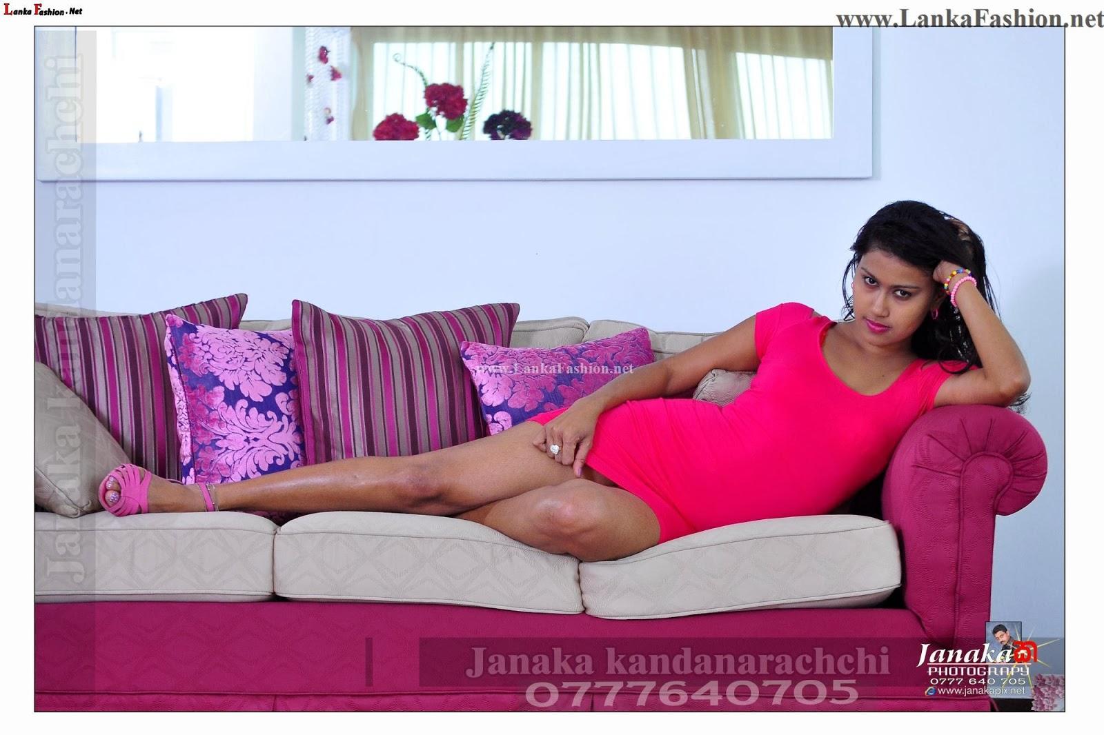 Chathu Paba Dilhara pink