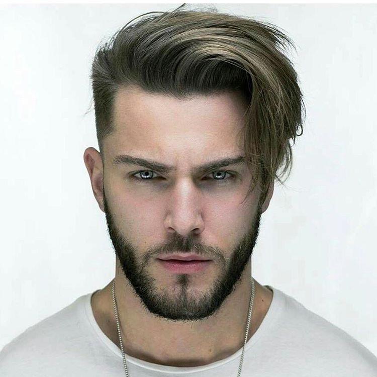 Fresh new haircut