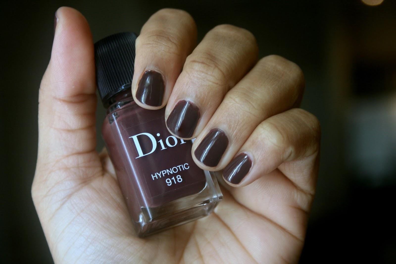 Dior Vernis Hypnotic #918 Swatch