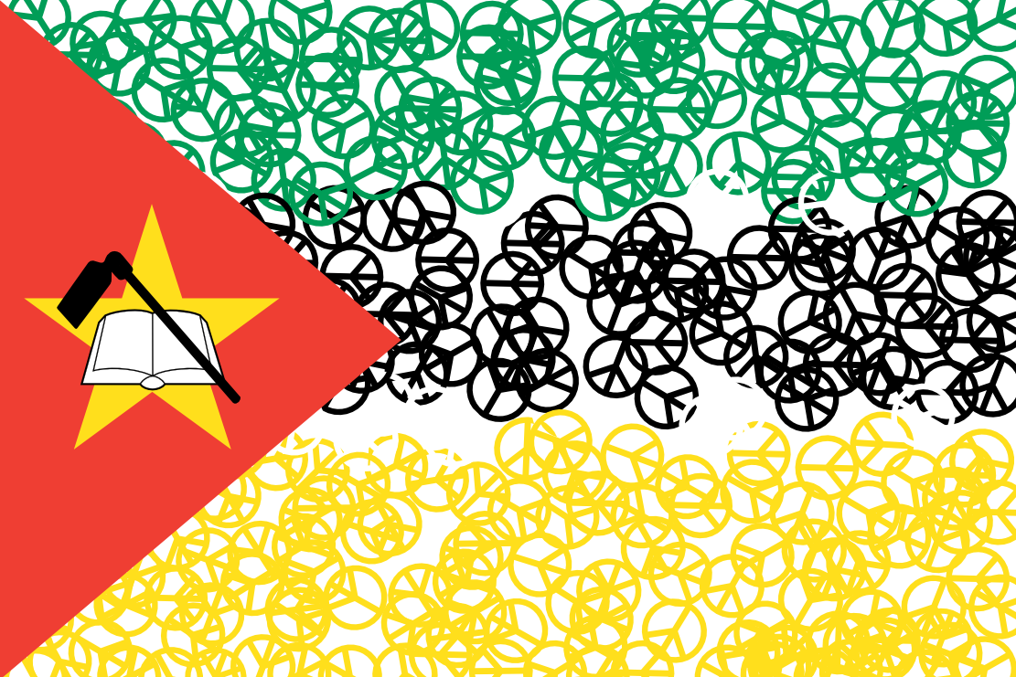 Country Flag Meaning Mozambique Flag Pictures