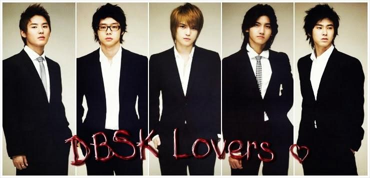 DBSK Lovers ◔◡◔
