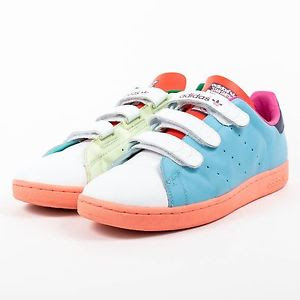 Girly-and-playful-pastel-colored-Adidas-tennis-shoes