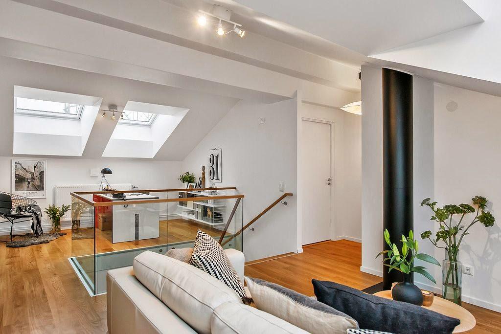 Apartemen Minimalis Modern Ala Skandinavia Oleh Svenkfast