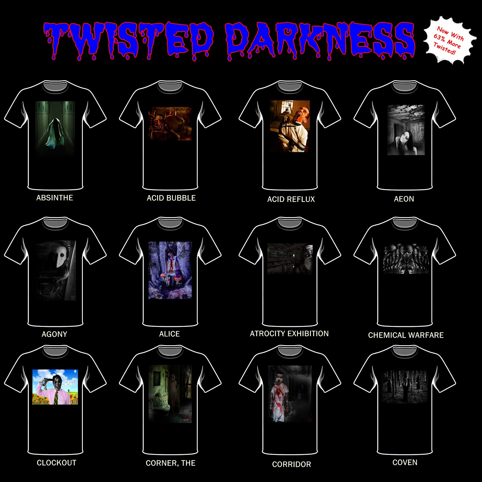 Twisted Darkness 1