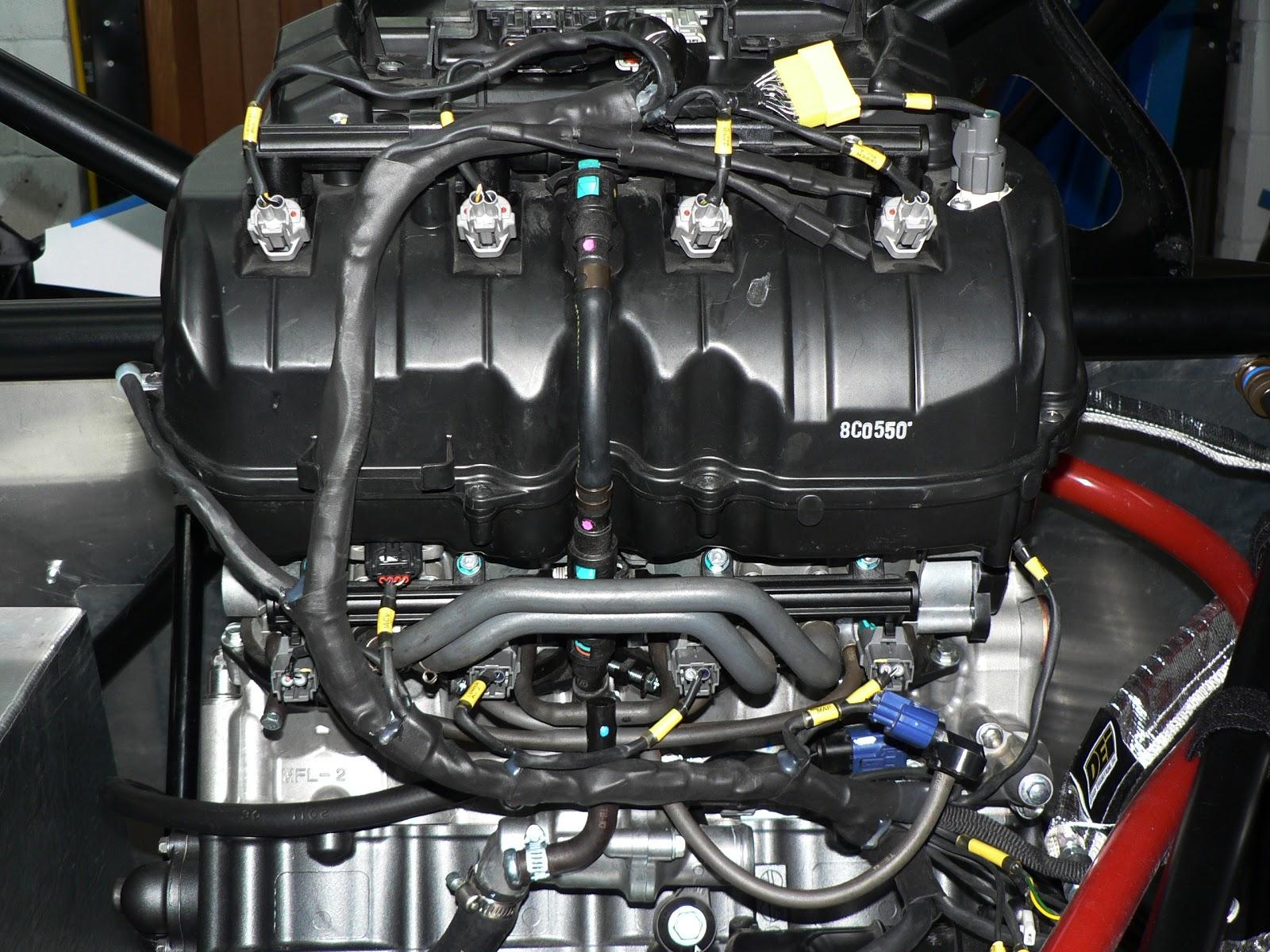 Engine wiring loom | Spire GT-3 Build