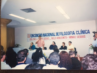 II Encontro Nacional de Filosofia Clínica em Belo Horizonte. (ano 2000)