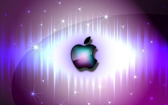 hình nền máy tính hình quả táo